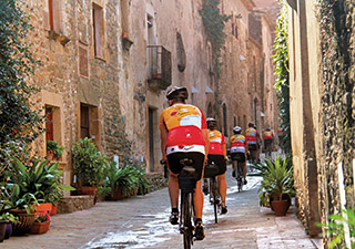 Backroads Spain biking trips